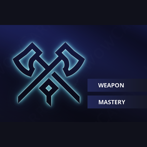 Buy New World Weapon Mastery 1-20