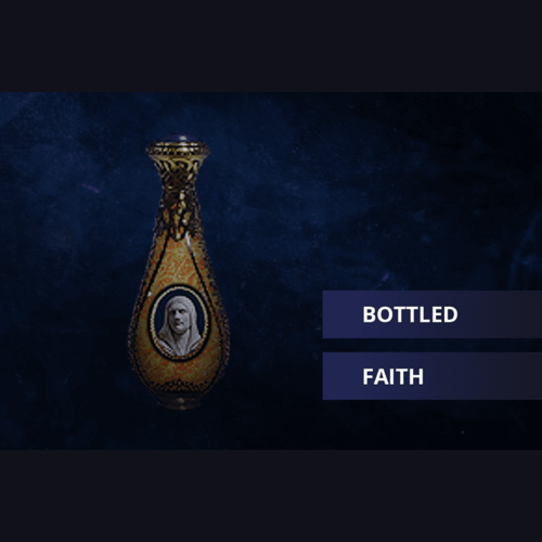 bottled-faith-path-of-exile-boosting