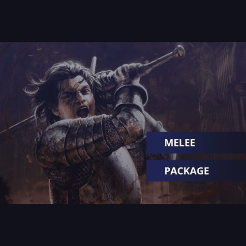 melee-phys-starter-package-path-of-exile-boosting