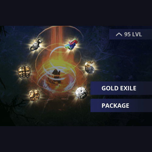 gold-exile-package-path-of-exile-boosting