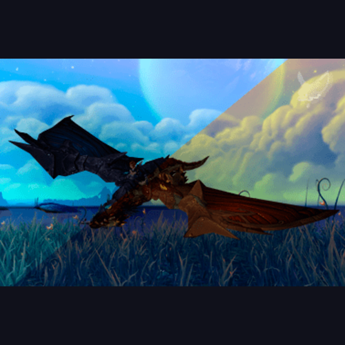 rusted-proto-drake-and-ironbound-proto-drake-wow-shadowlands