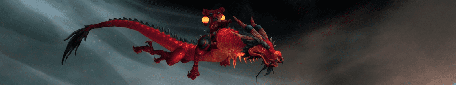 Crimson Cloud Serpent