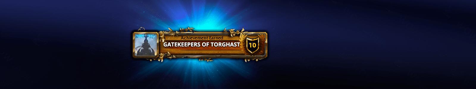 Gatekeepers of Torghast